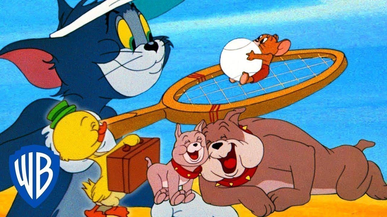 🔴 Das Beste von Tom und Jerry 🇩🇪   Klassische Comiczusammenstellung   WB Kids