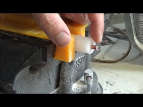 indirect percussion part 1 - making the tools