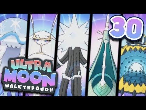 Pokémon Ultra Sun and Ultra Moon Walkthrough - Part 30: How to catch EVERY Ultra Beast!