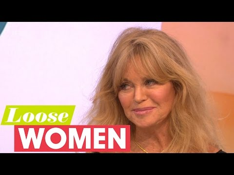 Goldie Hawn On Playing Amy Schumer S Mum And Her Relationship With Ku