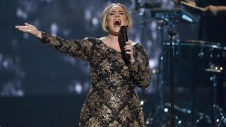 """Why Adele says she """"may never tour again"""""""