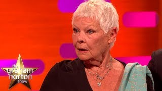 Dame Judi Dench Can't Remember the Films She's Been In | The Graham Norton Show