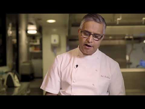 Chef Atul's Lamb Curry with Okra - Bhindi Gosht