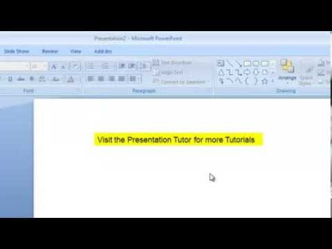 How to Highlight Text in Powepoint