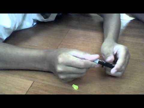 How to make a custom lego rpg-7