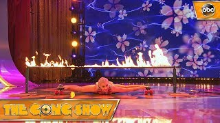 The Limbo Queen – The Gong Show
