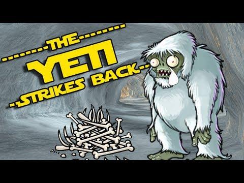 Plants vs Zombies - Yeti Zombie Strikes Back! (Audition Failure)