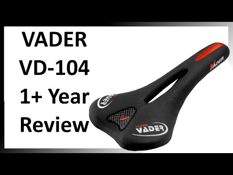 Vader VD 104 Saddle - One Year Review