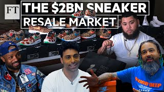 How sneaker fans are cashing in on the $2bn resale market | FT Features