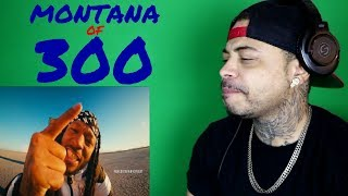Montana of 300 - Busta Rhymes REACTION