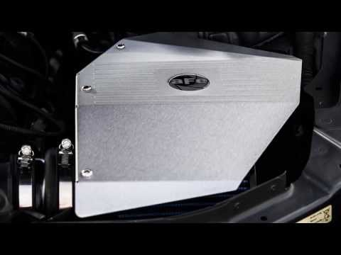 BMW E60 545i with AFE Cold Air Intake Stage 1 Pro 5R