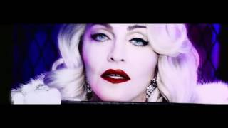 Madonna - Iconic (feat. Chance The Rapper & MikeTyson) (Music Video)