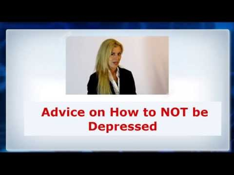 ★ Find out How to NOT be depressed Anymore -► Get Rid of depression