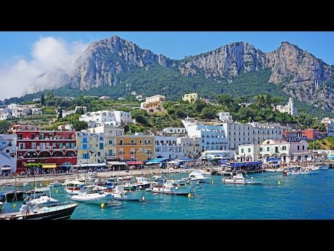 Traveling to Positano, Naples and Rome in Italy