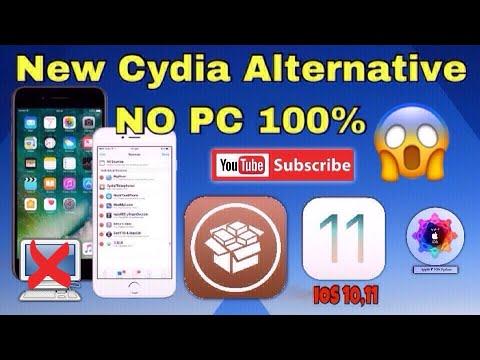 ថ្មីទៀតហើយ កម្មវិធី Cydia Alternative free install free App PAID tweak and hack