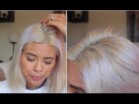 Platinum Root Touch Up FAIL