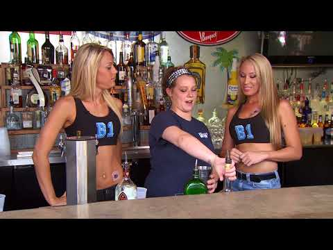 Body Shots Raw Footage   Ozona Grill 066