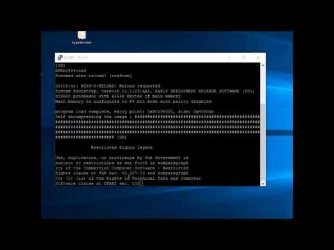 rommon restore Router CISCO
