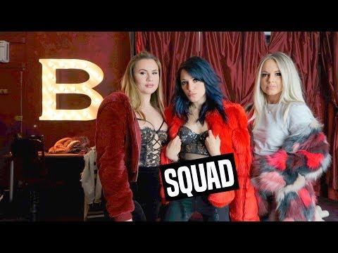Meet the Squad (+ Honest Life Update) Niki DeMar