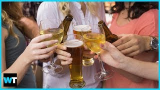 Is Alcohol Bad For You? Even One Drink A Day Increases Risk Of Death! | What