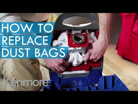 How To Replace Your Dust Bag
