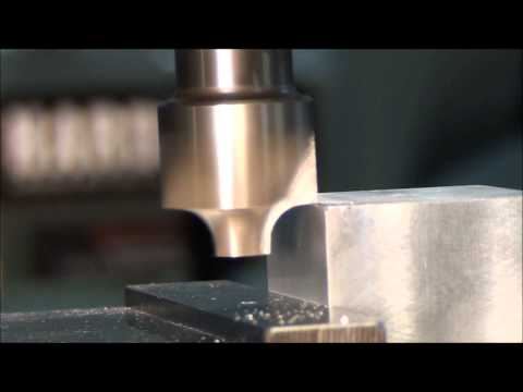 How to use the Corner Rounding End Mill