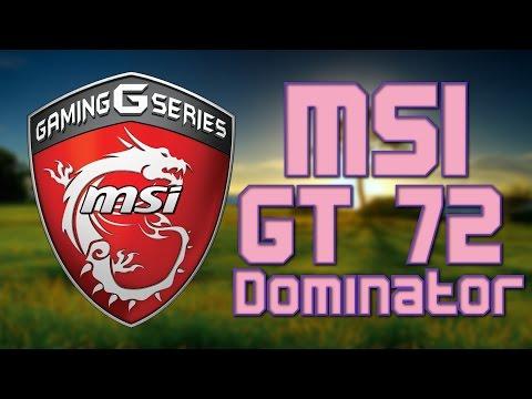 MSI GT72 Dominator Pro Review! - DMHiFi