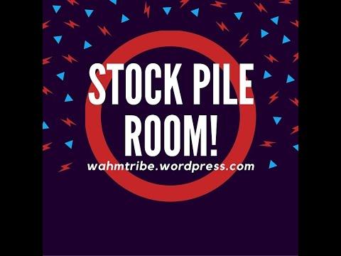 Stockpile room!