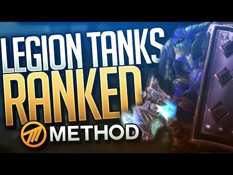 The Best Legion Tank - Ranked Comparison