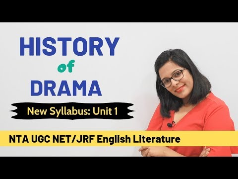 History of British Drama- Major Plays and Dramatist (Part 2)