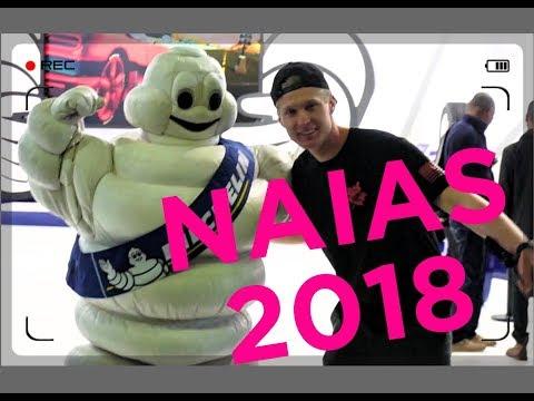 NEW CARS EVERYWHERE!! NAIAS '18 (Detroit Autoshow)