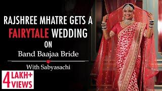Rajshree S Dream Wedding Comes True On Band Baajaa Bride EP 5 Sneak Peek