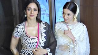 Sridevi Hot At 53 Years Age At Divya Khosla Kumar New Song