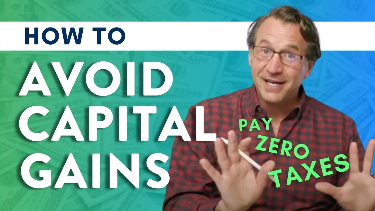 Avoiding Capital Gains, Tax Strategies to Save you Thousands - LIVE Q&A   Mark J Kohler  