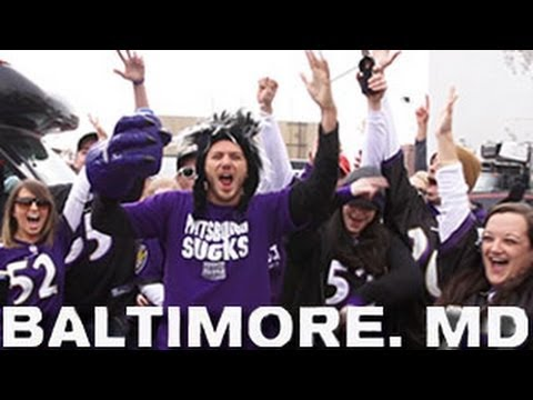 Insane Ravens Game Tailgate Party with Top Chef Spike Mendelsohn