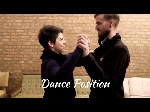Dance Position in Ballroom Dancing | Closed Position