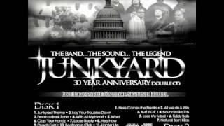 JUNKYARD BAND - 30 YEARS ANNIVERSARY HITTIN Lay Your Troubles Down