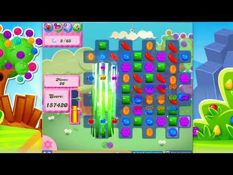 Candy Crush Saga Level 65 -- AppLevelHelp.Com
