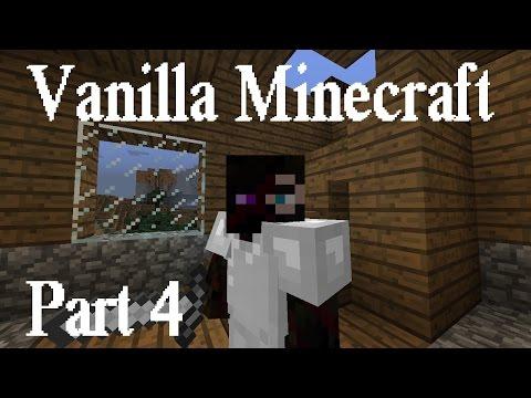 Vanilla Minecraft - Part 4 - Window Stairs