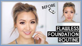 Flawless Foundation Routine | CRUELTY FREE | ilikeweylie