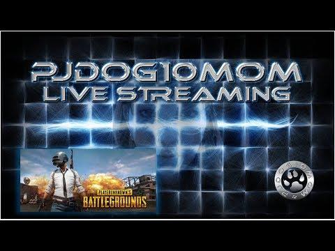 Pjdog10Mom *LIVE STREAM* - PlayerUnknown's BattleGround - Savage Map w/Friends