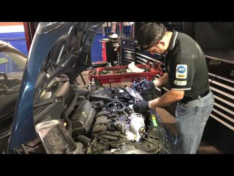 2011 Mini Cooper S timing chain and thermostat