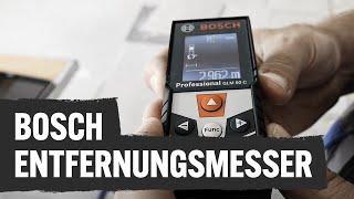 Bosch entfernungsmesser glm c test bosch professional laser