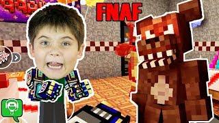FNAF Pixel Blast Power Fist HobbyKidsGaming