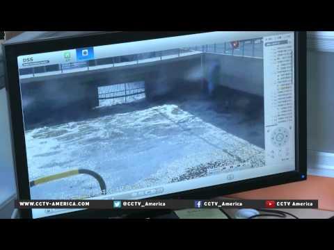 China tackles water pollution through video monitoring