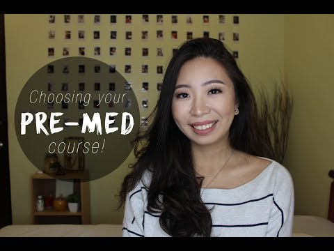 THE BEST PRE MED COURSE IN THE PHILIPPINES?? | Ana Camille