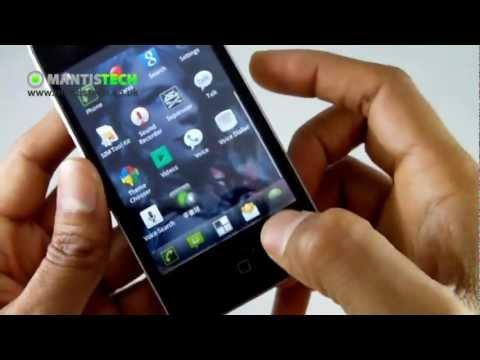 iDroid 3G WCDMA Android 2.3 Smart Phone Unlocked