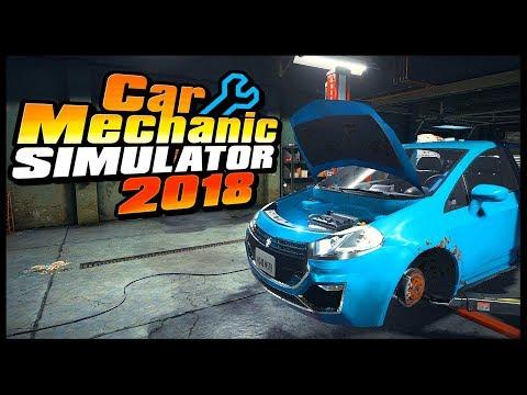IDIOT MECHANIC TEARS APART ENTIRE CAR! - Car Mechanic Simulator 2018