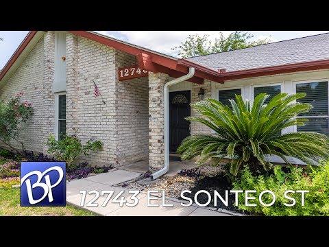 For Sale: 12743 El Sonteo st, San Antonio, Texas 78233