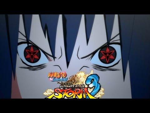 Naruto Shippuden: Ultimate Ninja Storm 3 EMS Sasuke Fragment - Eternal Mangekyo